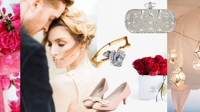 10 лет – Розовая свадьба