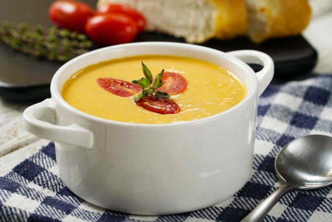 10 лучших рецептов крем-супов на каждый день