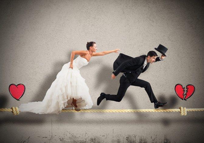 14 признаков того, что он больше не хочет жениться