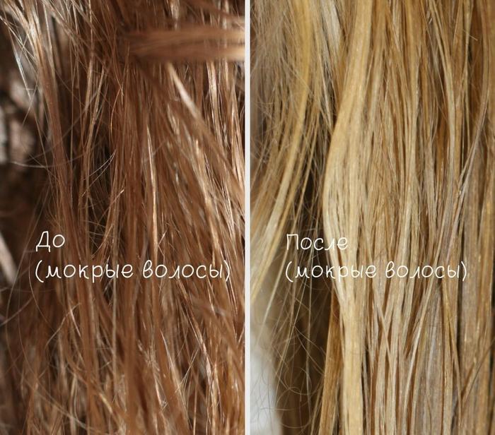 зеркалок начального осветление волос корицей отзывы фото до и привыкли