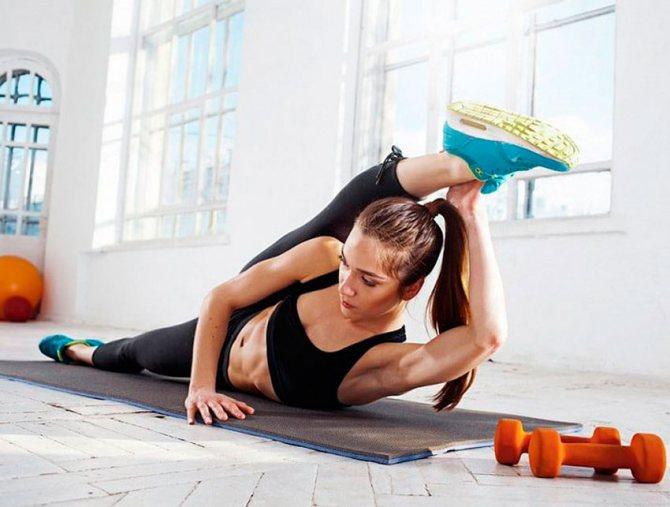 Тренировки экспресс похудения