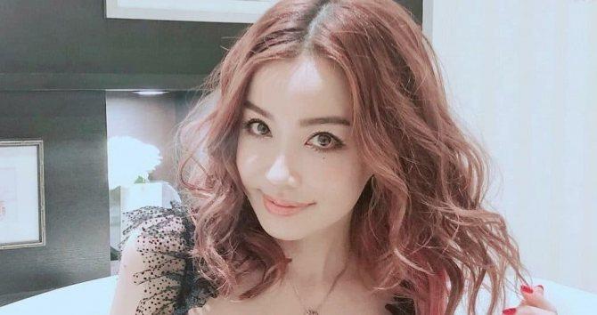 48-летняя японская модель и блогер Риса Хирако