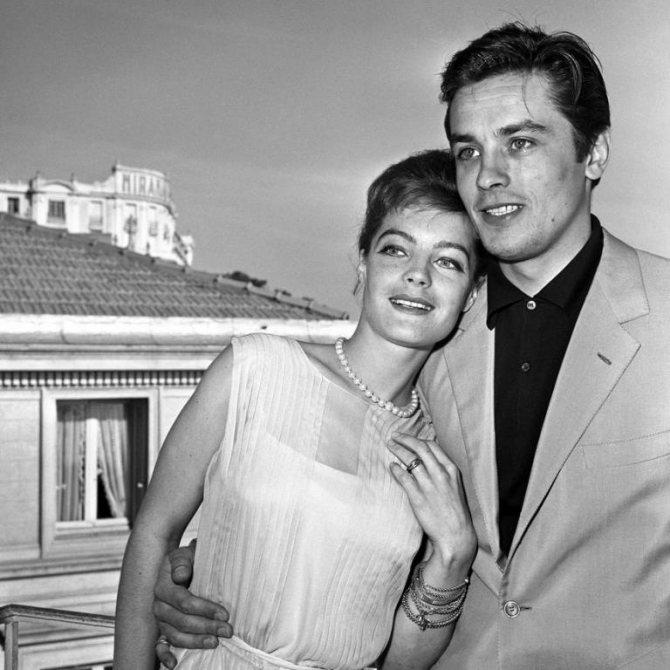 50 лучших фото Роми Шнайдер, а также фото ее мужей, возлюбленных и детей