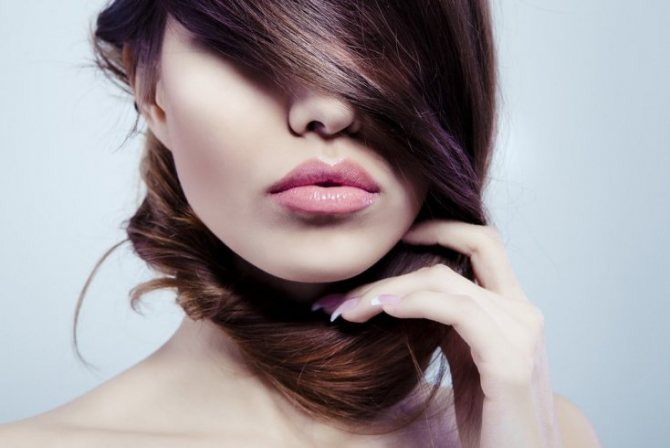 7. Отказ от привычки облизывать губы