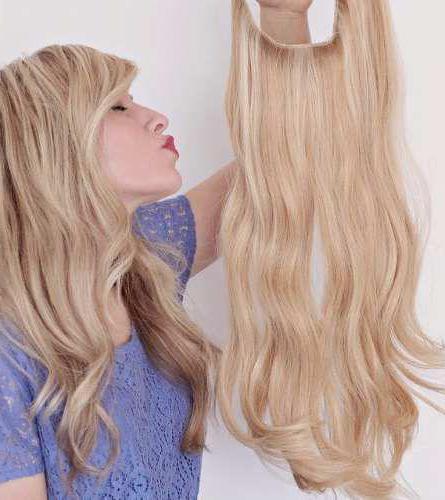 афронаращивание волос фото до и после