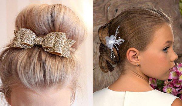 Аксессуары для волос девочке