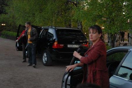 Актриса Анастасия Мельникова известна по детективным сериалам и не только