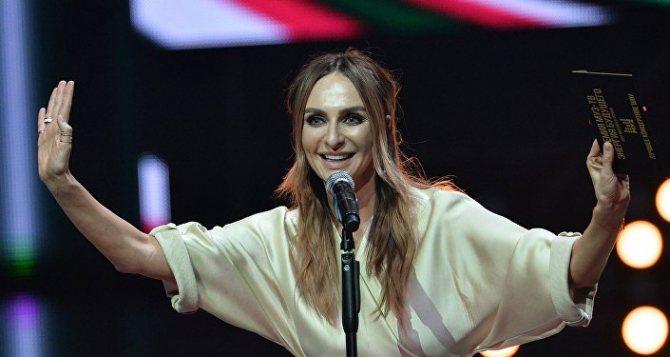 Актриса Екатерина Варнава