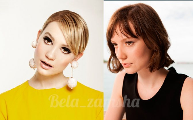 Актриса из блондинки в брюнетку 40 вариантов Миа Васиковска