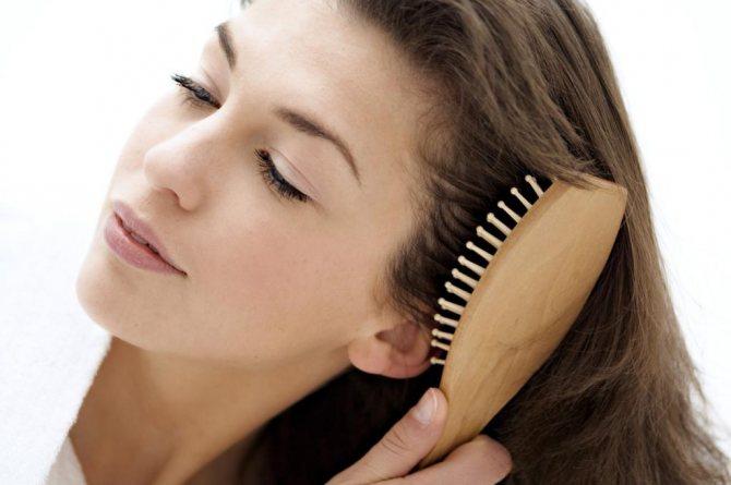аллергия на коже головы