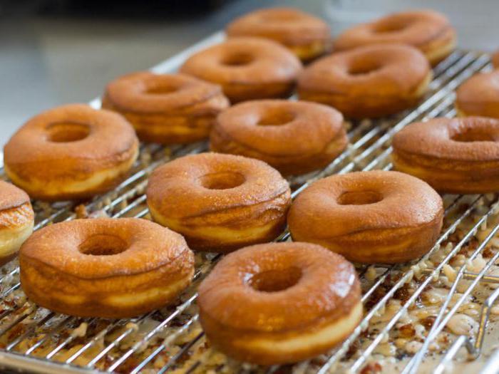 американские пончики донатс рецепт
