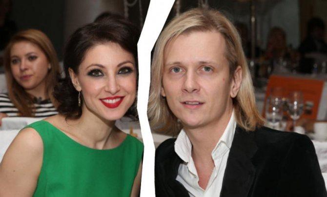 Анастасия Макеева назвала печальную причину развода с Глебом Матвейчуком