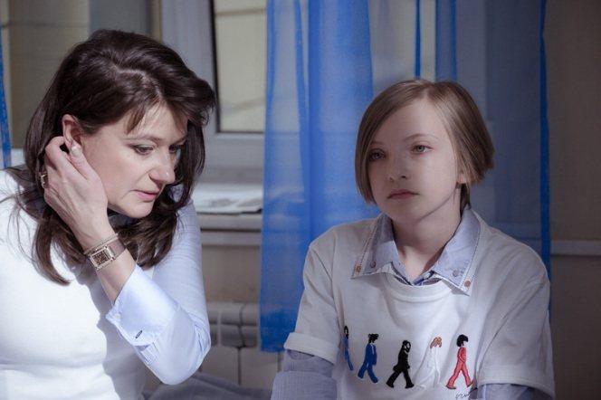Анастасия Мельникова в фильме «Птица»