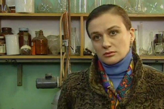 Анастасия Мельникова в сериале «Улицы разбитых фонарей»