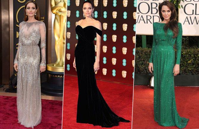 Анджелина Джоли стиль знаменитость звезда