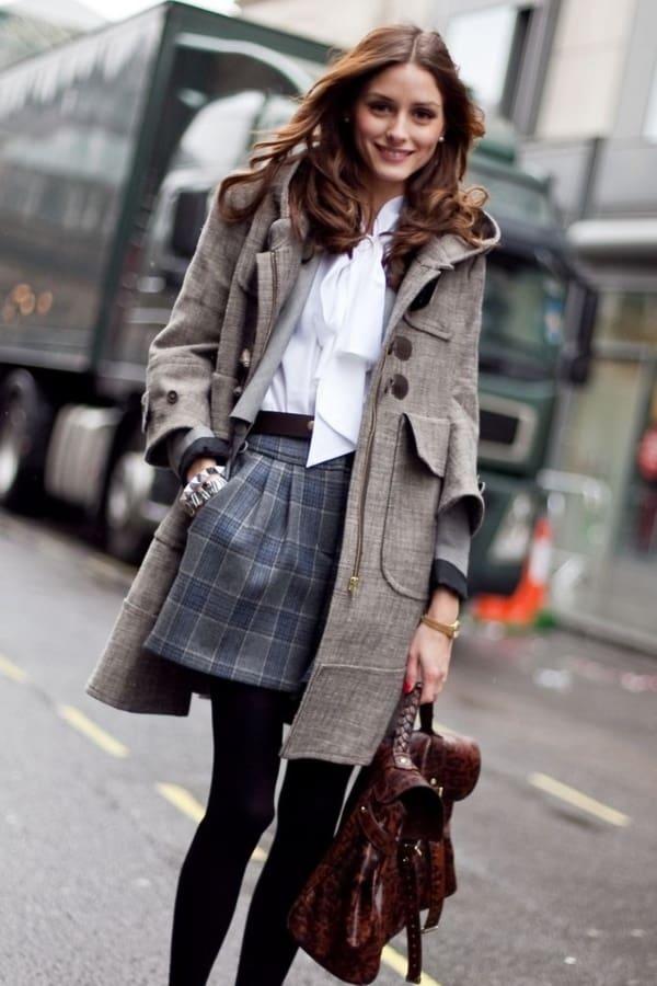 Английский стиль в одежде для женщин