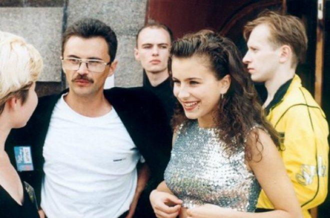 Ани Лорак и Юрий Фалёса