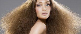 Антистатик для волос