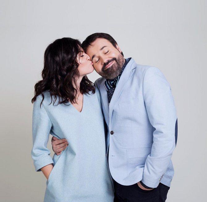 Антон Лирник с нынешней супругой Мариной Фото: Инстаграм