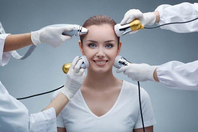 Аппаратная косметология для лица дома