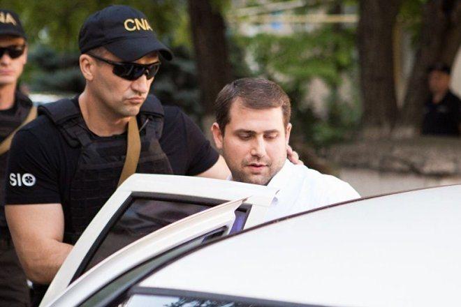 Арест Илана Шора