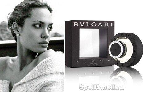 Аромат Bvlgari - Black