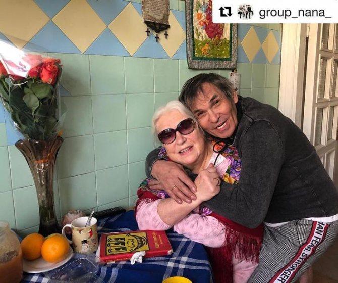 Бари Алибасов и Лидия Шукшина стали мужем и женой