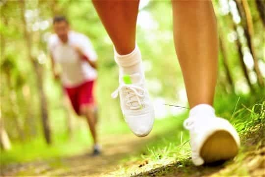 бег или ходьба