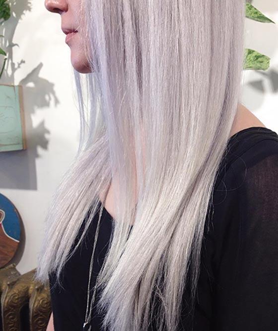 Белый блонд