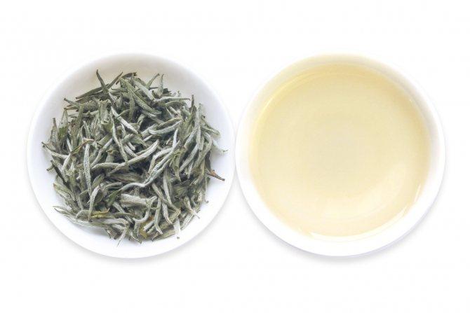 белый чай что это такое