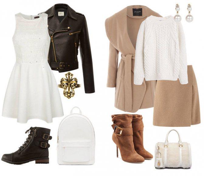 Белый цвет в одежде, фото № 3
