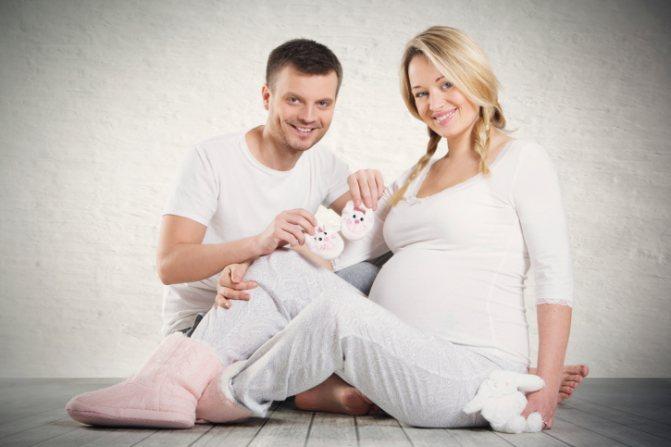 Беременная жена: как вести себя мужу - изображение №4