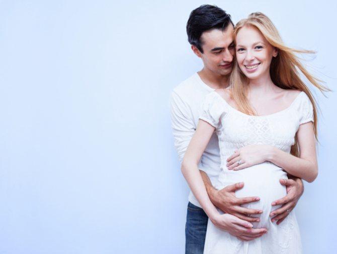 Беременная жена: как вести себя мужу - изображение №5