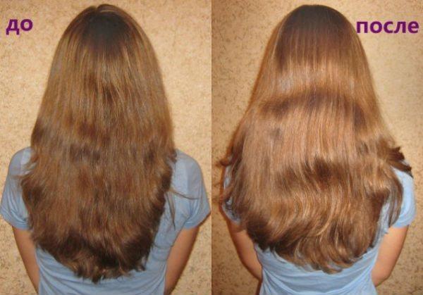Березовые листья для волос