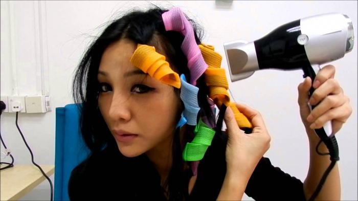 Бигуди для волос Magic Leverage
