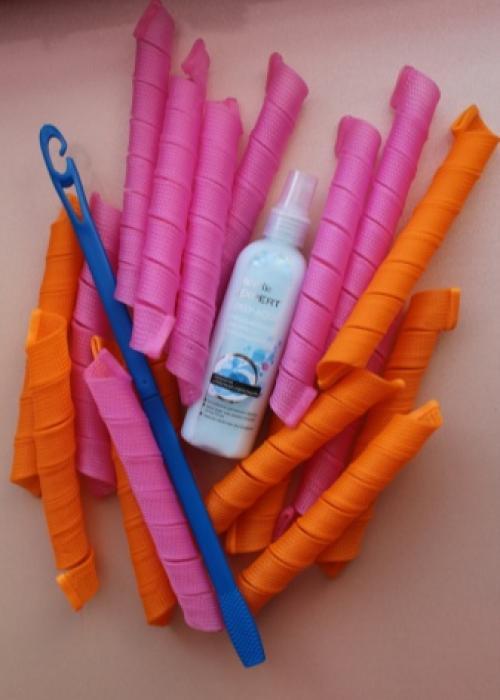 Бигуди резиновые, как пользоваться. Как правильно накрутить волосы на бигуди? 11
