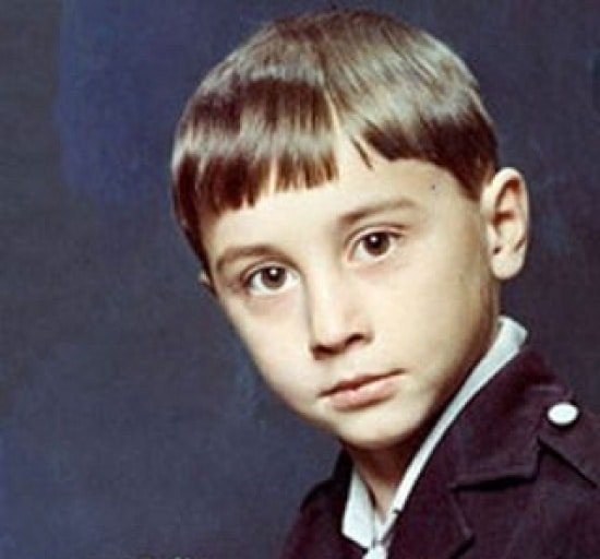 Биография Димы Билана фото в детстве