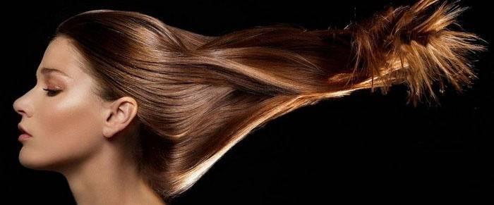 Биопрепарат для густых волос