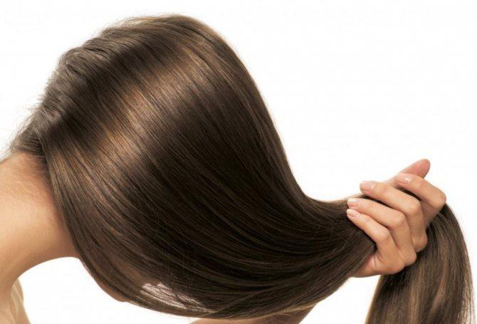 Благодаря маске из хны с горчицей усиливается приток крови к коже головы и происходит естественная стимуляция роста волос