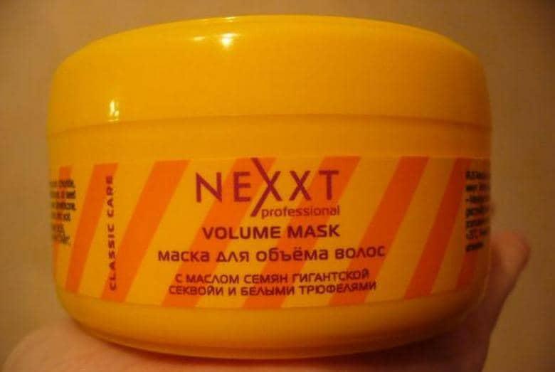 Благодаря моментальному положительному эффекту, который заметен сразу после первого применения маски «Некст», большинство девушек выбирают именно это средство для ухода за своими волосами