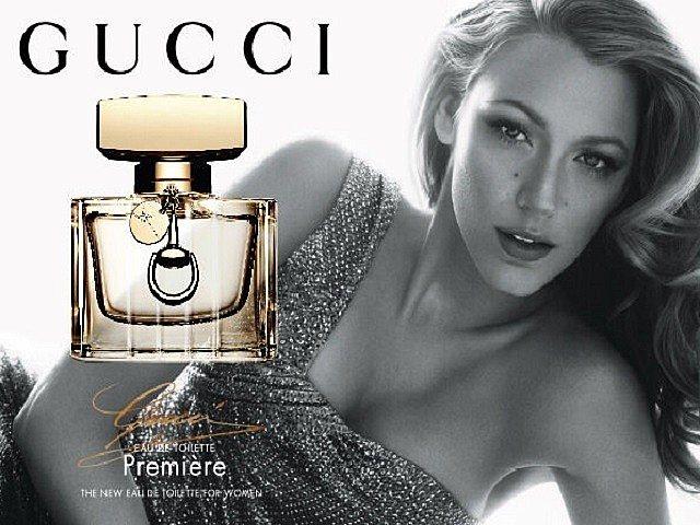 Блейк Лайвли - Gucci Première