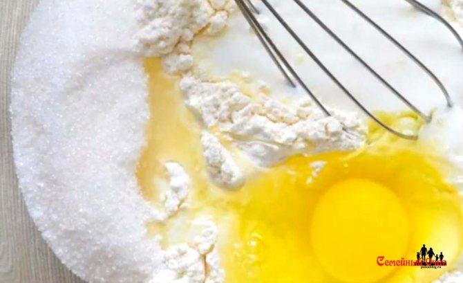 Блины на завтрак быстро и вкусно