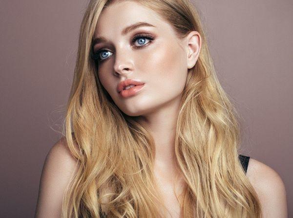 блонд лето
