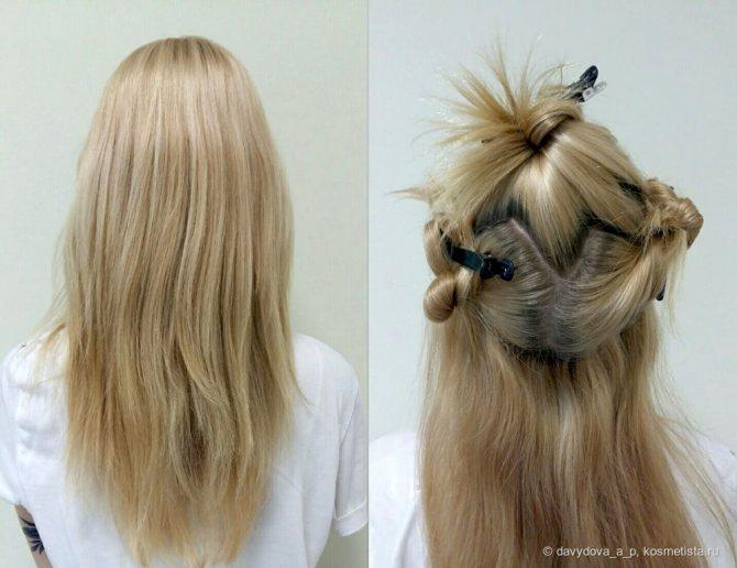 Блондинка хочет стать брюнеткой, что тут сложного?