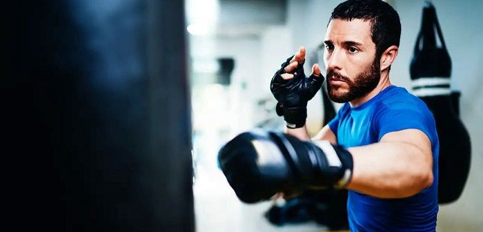 Боксерская груша, фото