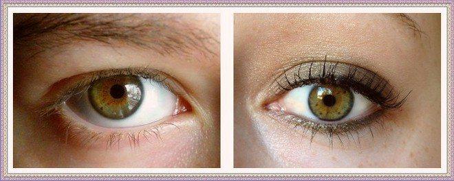 болотно зеленый цвет глаз
