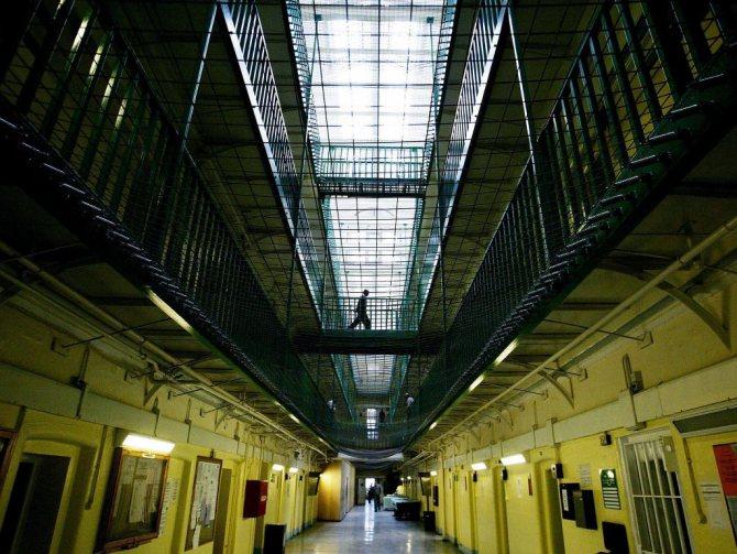 Большая тюрьма