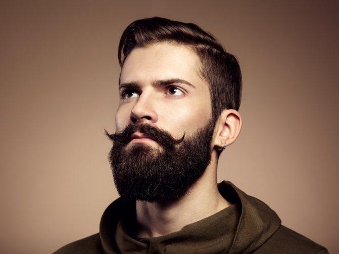 Борода - это не только символ мужественности, но и модный элемент сезона