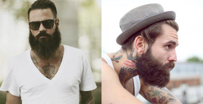 бородачи