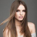 Ботокс для волос Иноар: волосы после